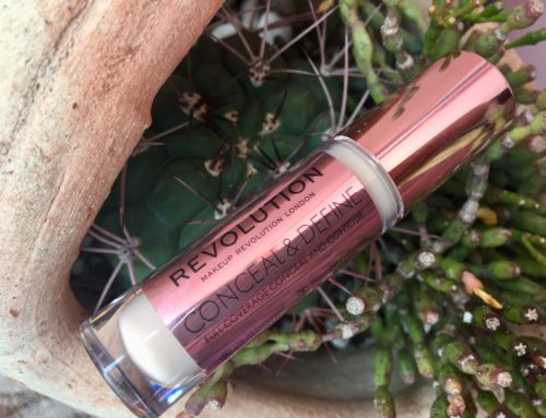 REVOLUTION Makeup Conceal & Define