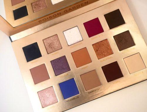 Poison Garden by Nabla Cosmetics: un make-up glam super autunnale!